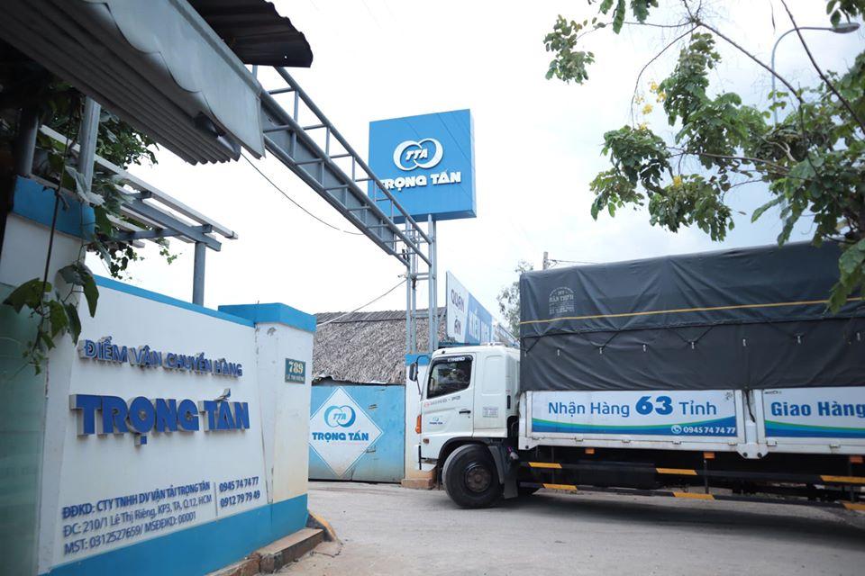 Chành xe Sài Gòn Nha Trang
