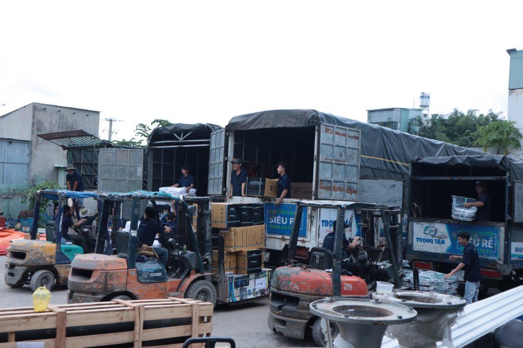 Nhà Xe Chuyển Hàng Sài Gòn Bạc Liêu