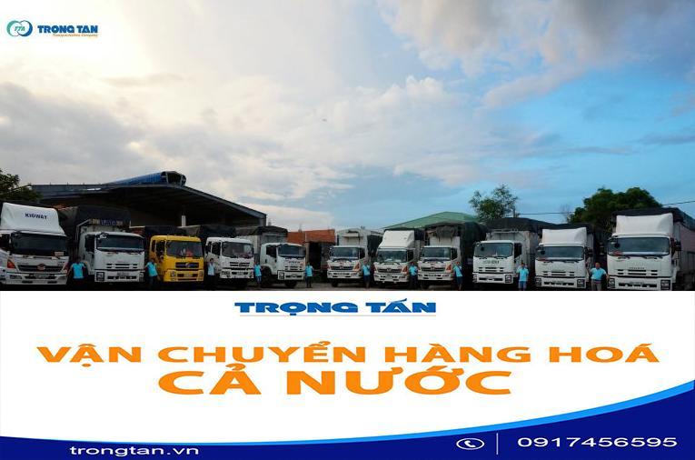 Chành xe Long An đi Bắc Giang