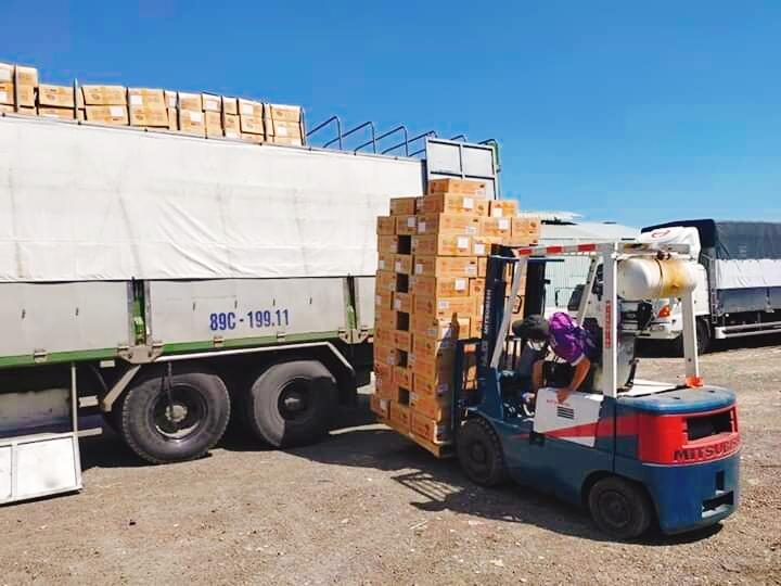 Vận chuyển hàng đi miền tây cung cấp tất cả các dịch vụ chuyển hàng