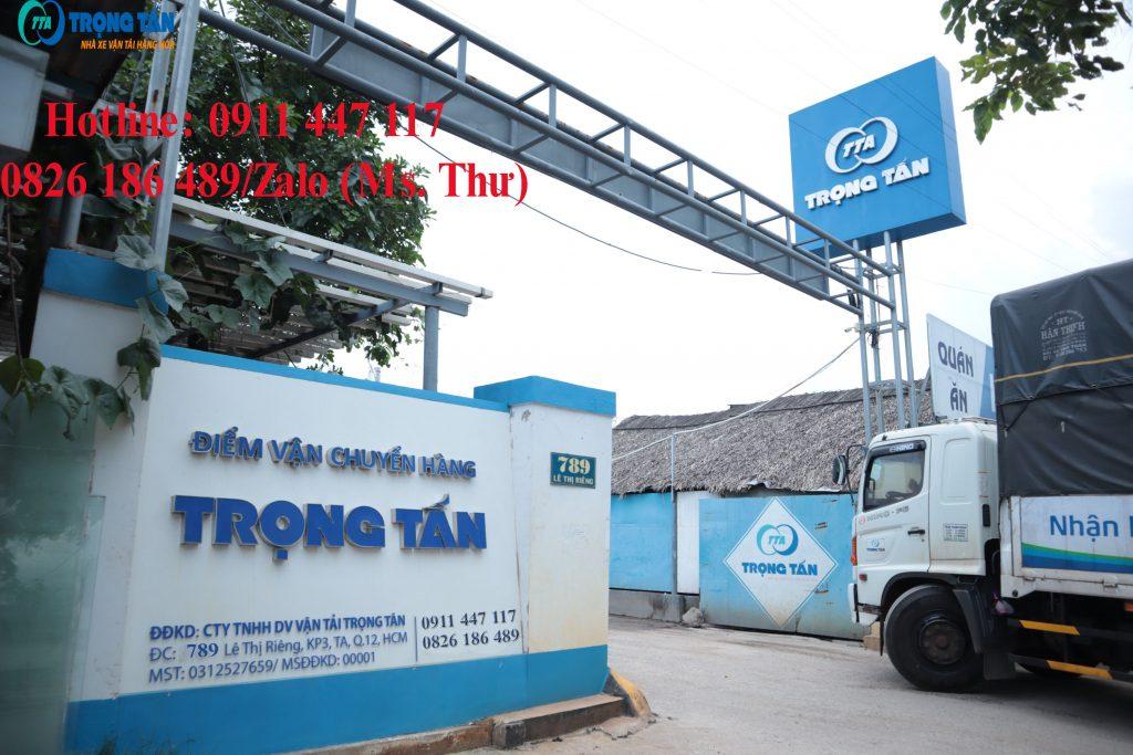 Chở Hàng Sài Gòn Đi Cần Thơ