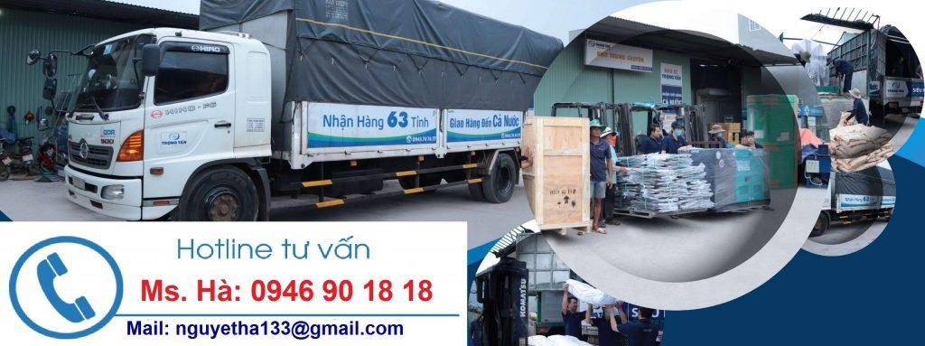 Chuyển hàng đi Phú Quốc từ 63 tỉnh thành và ngược lại
