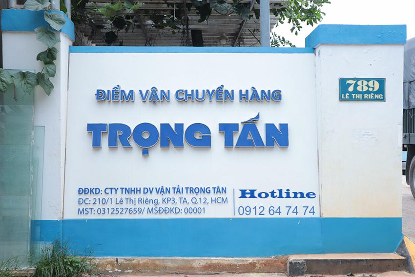 giá cước nhà xe vận chuyển Hà Nội Cần Thơ