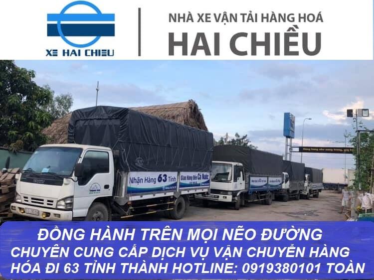 Nhà Xe Chuyển Hàng Sài Gòn Bình Định