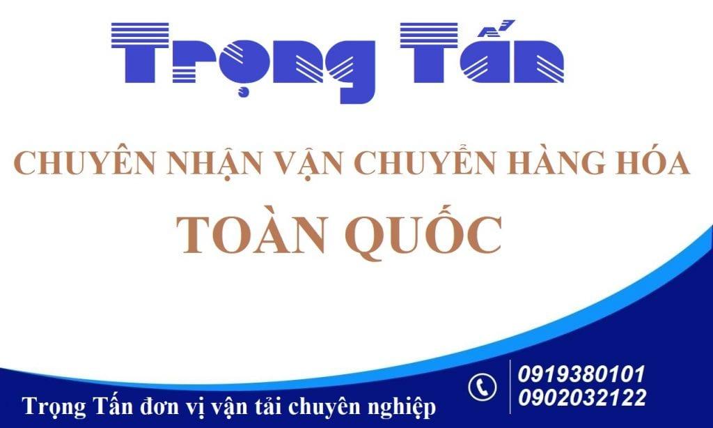 Nhà Xe Chuyển Hàng Sài Gòn Đăk Nông