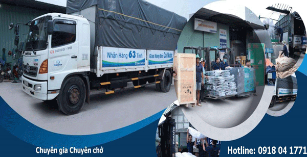 Vận chuyển hàng Sài Gòn đi các tỉnh