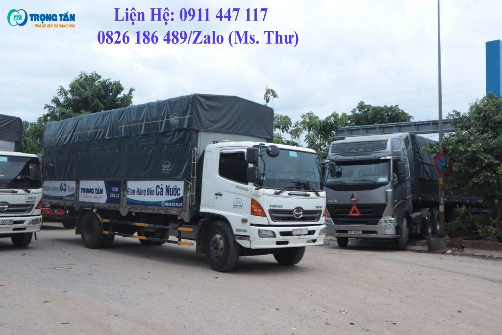 Gửi hàng Sài Gòn đi Đắk Lắk