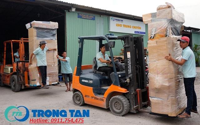 Chành xe gửi hàng đi Hà Nội an toàn