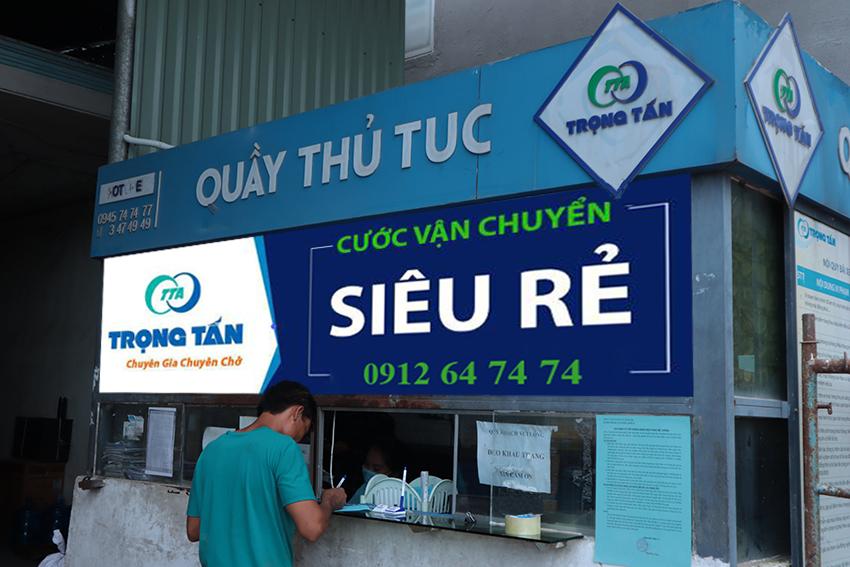 quày thủ tục nhà xe vận chuyển Hà Nội tây Ninh giá cước phí siêu rẻ