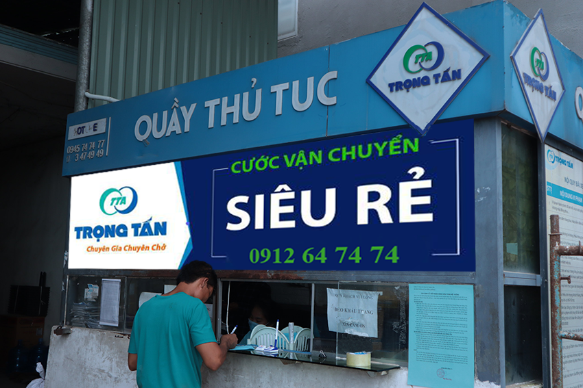 Vận chuyển hàng hóa TP HCM ( Hồ Chí Minh) Vĩnh Phúc