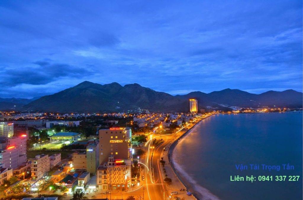 Thành phố Nha Trang - chuyển hàng