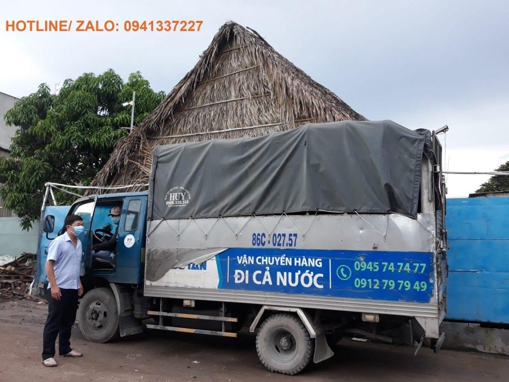 xe chuyển hàng Đà Nẵng Quảng Ngãi