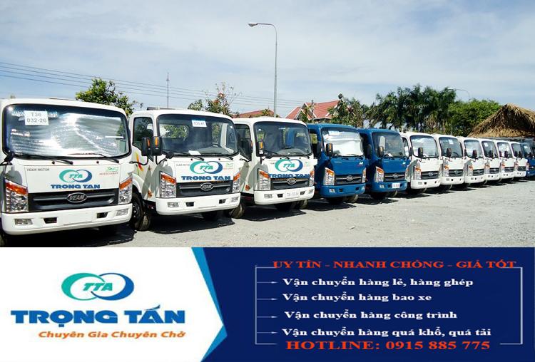 Chành xe ghép hàng Sài Gòn Đak Lak