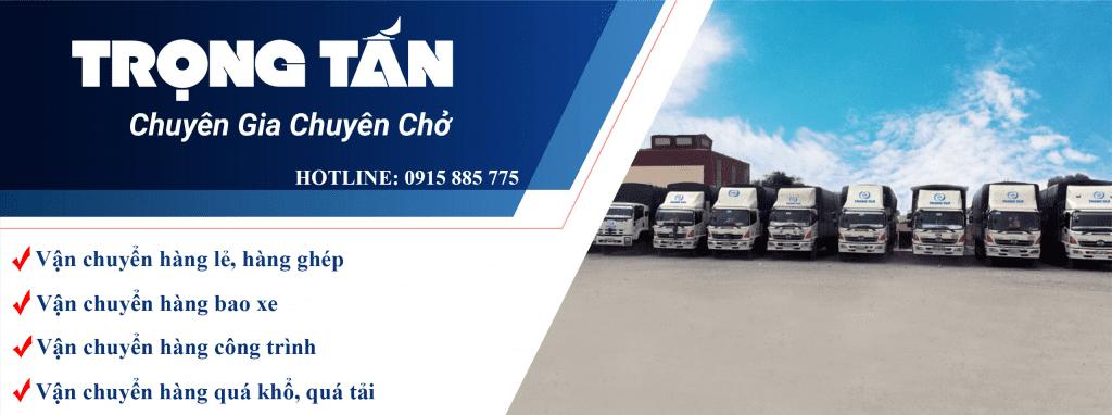 Chành xe ghép hàng Hà Nội Đak Lak