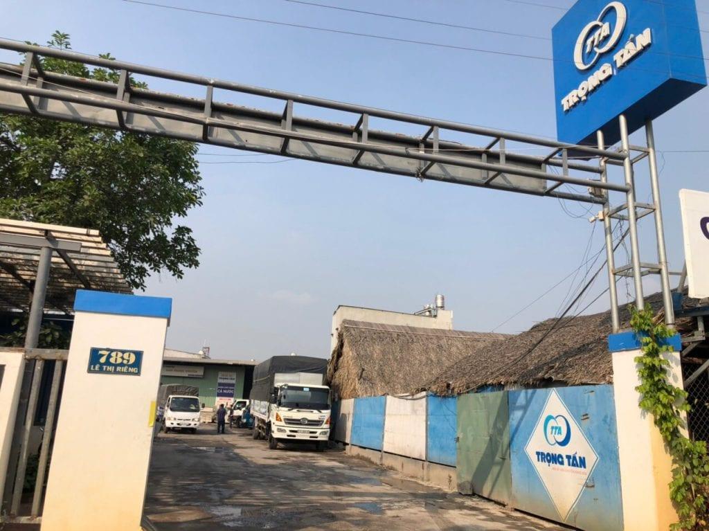 Chành xe ghép hàng Sài Gòn Quảng Nam