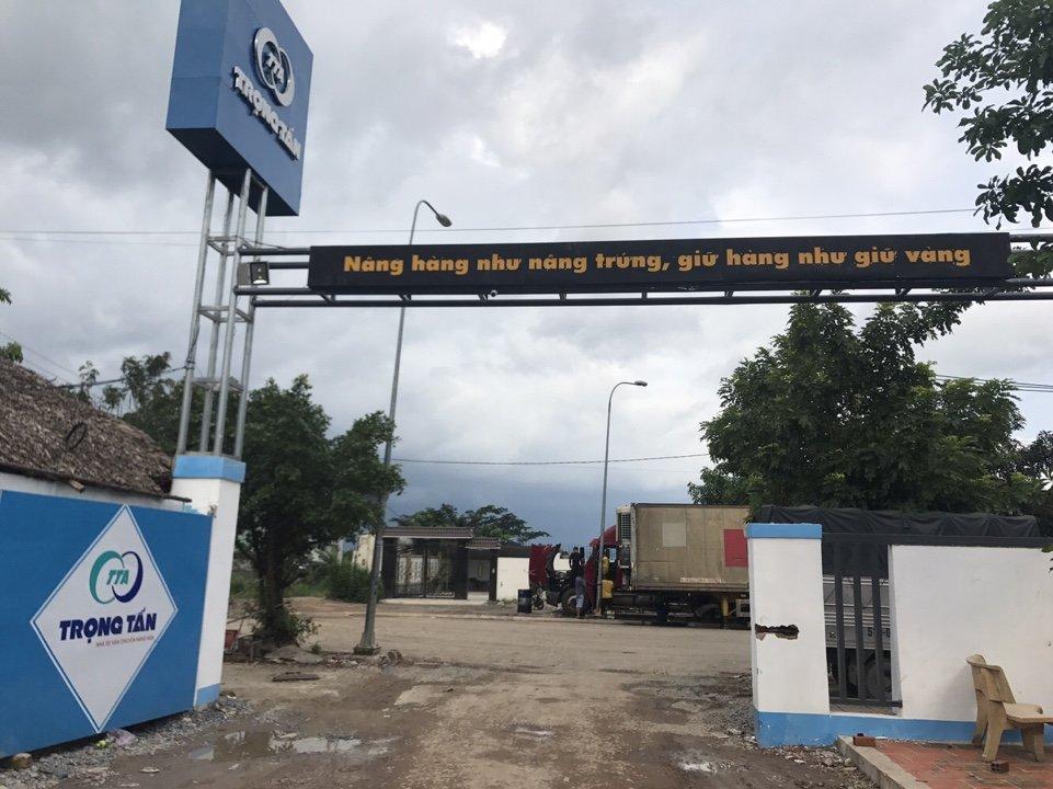 Chành xe ghép hàng Sài Gòn Quảng Ngãi