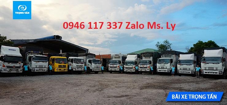 Chành xe gửi hàng Sài Gòn đi Sầm Sơn Thanh Hóa