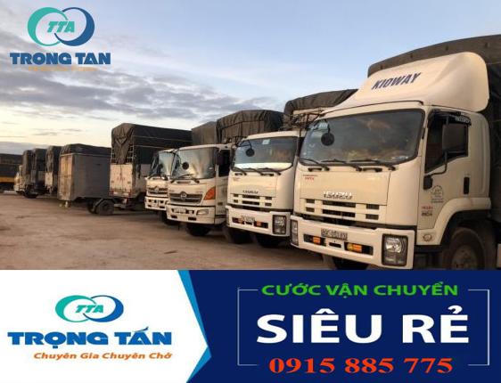 Chành xe gửi hàng Sài Gòn đi Đà Nẵng