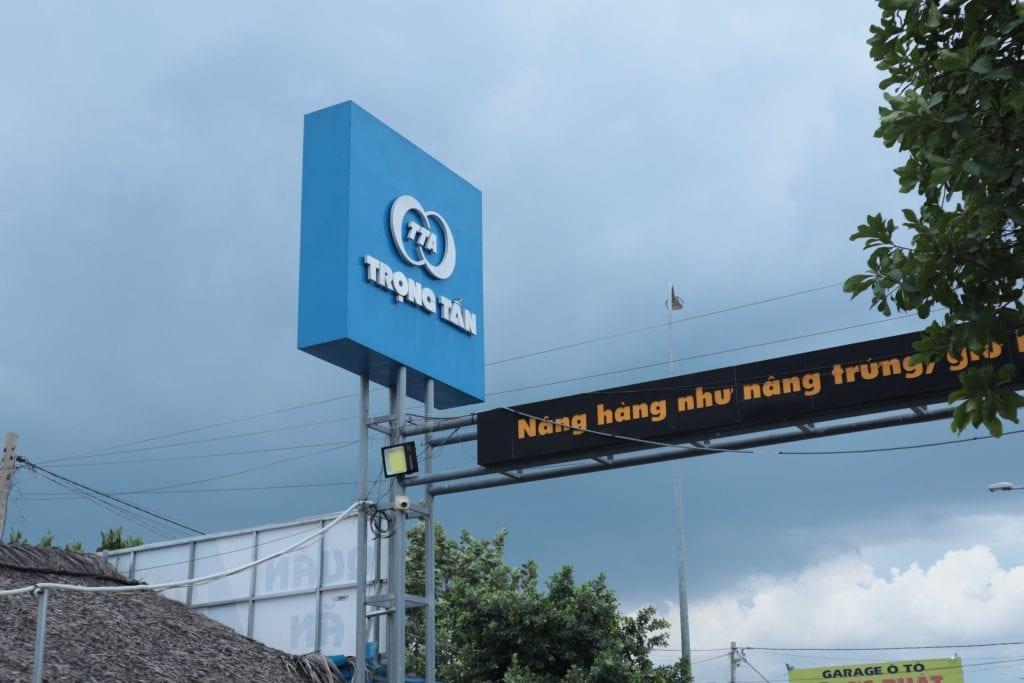 Chành xe Sài Gòn đi Nha Trang