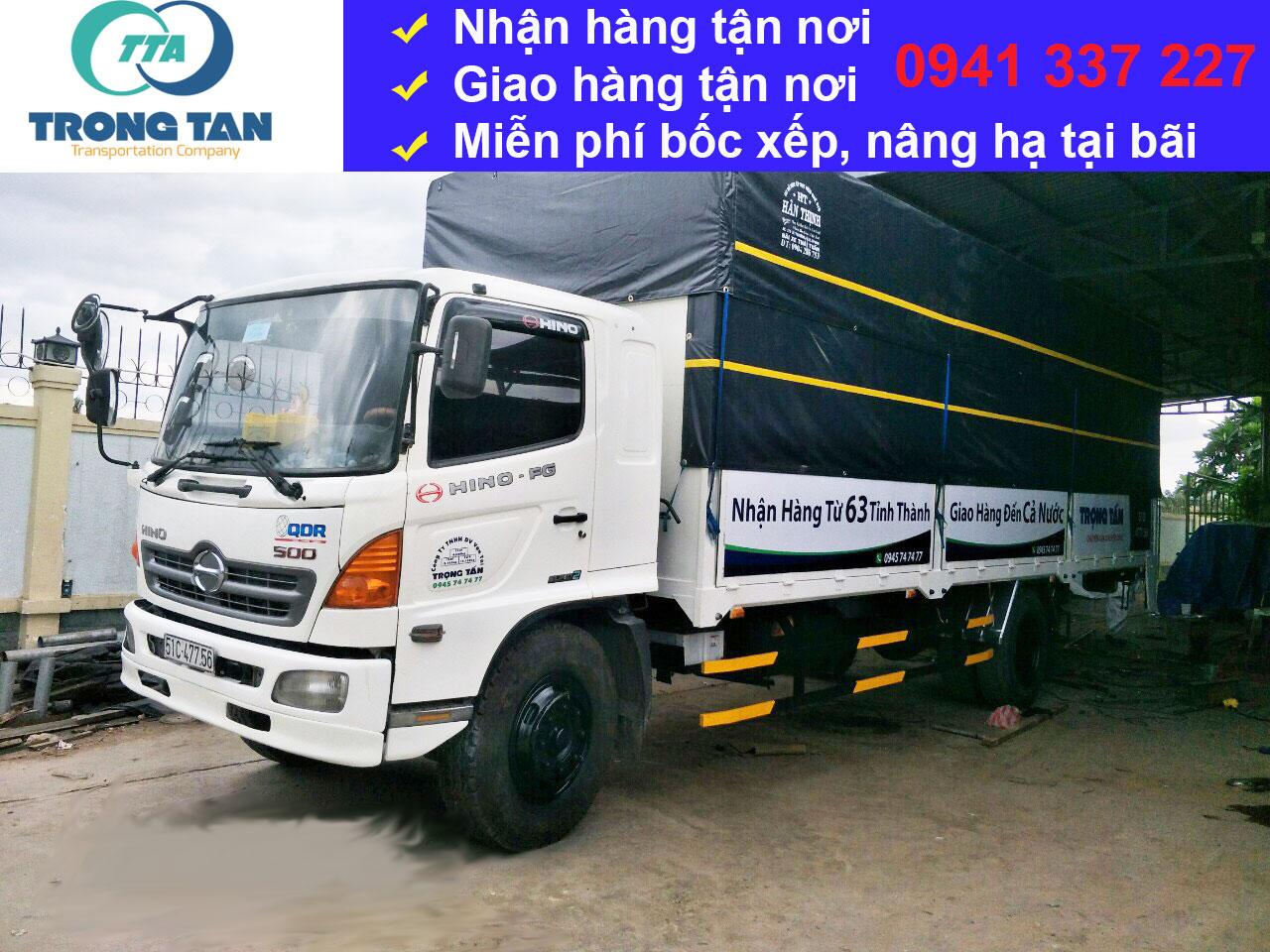Hình thức vận chuyển Hà Nội Quy Nhơn