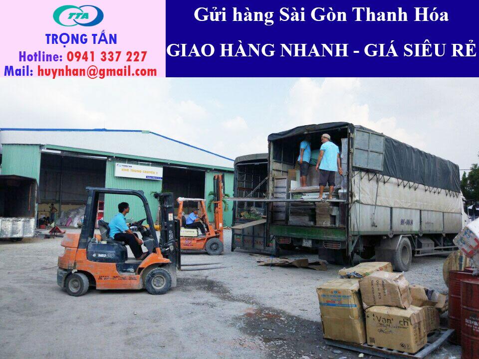 Gửi hàng Sài Gòn Thanh Hóa