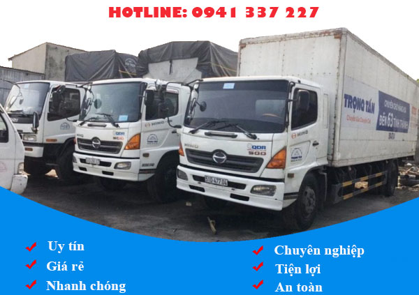 nên chọn dịch vụ vận chuyển hàng của Trọng Tấn
