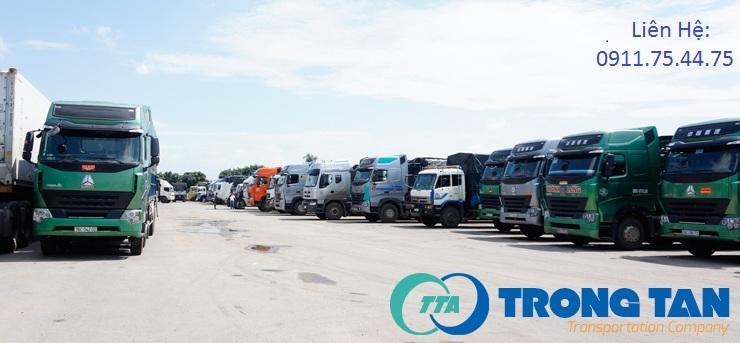 chành xe vận chuyển hàng đi Tây Ninh