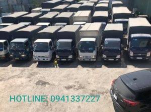Xe tải gửi hàng Hà Nội đi Quảng Nam