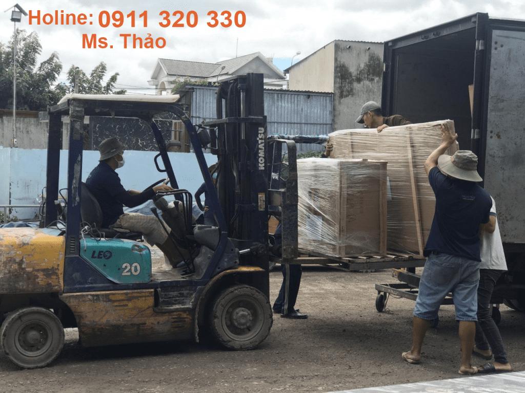 Hàng hóa vận chuyển đi Cẩm Lệ Đà Nẵng