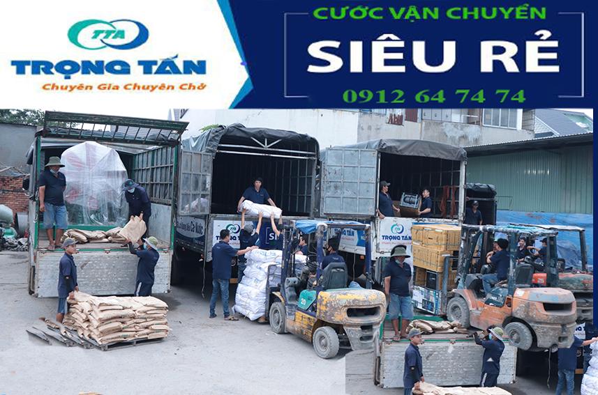 Sắp xếp hàng vận chuyển Tp HCM Hải Dương tại Nhà xe