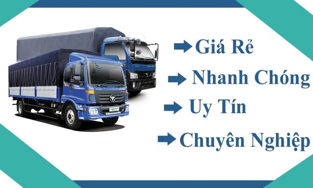 Xe Công Ty Trọng Tấn đủ các loại xe vận chuyển đến 63 tỉnh