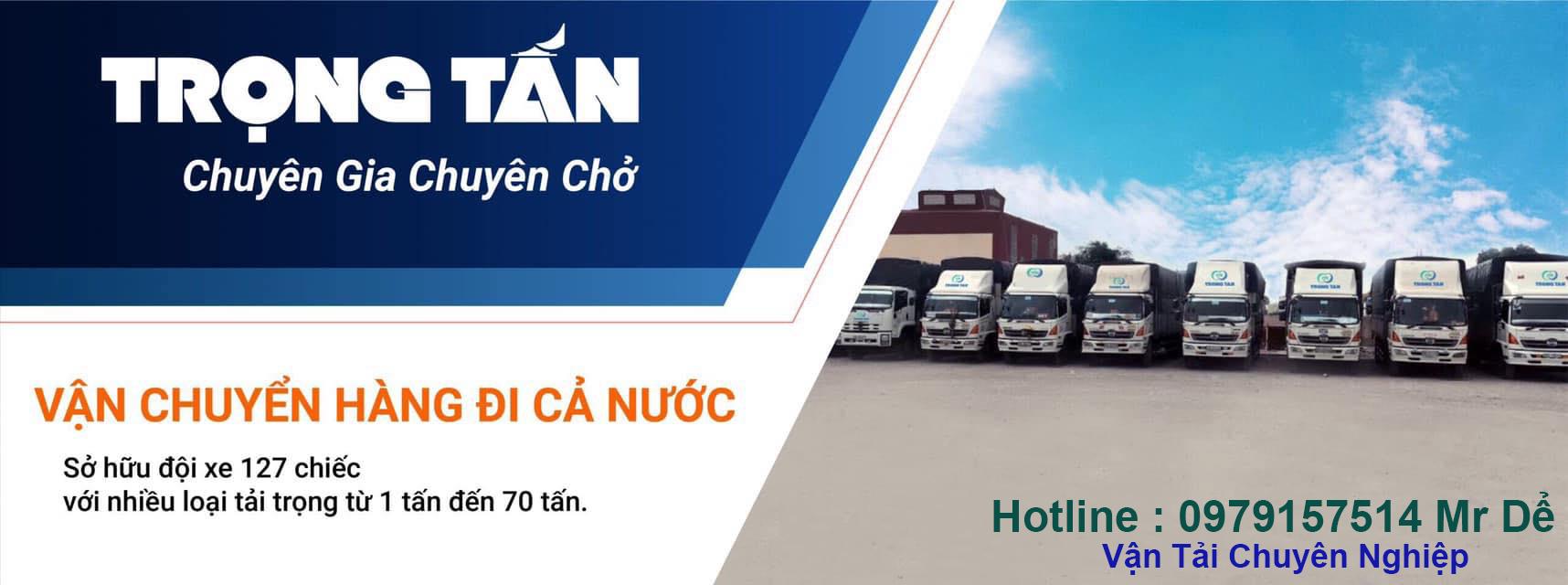 Chuyển hàng HCM đi Bắc Ninh