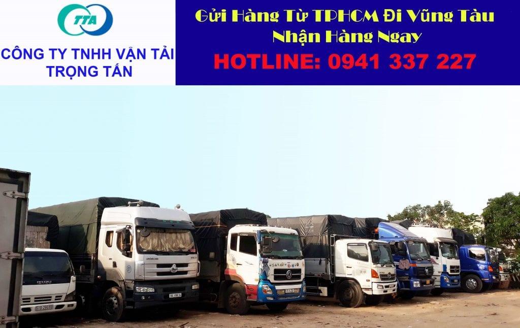 Gửi hàng từ TPHCM đi Vũng Tàu