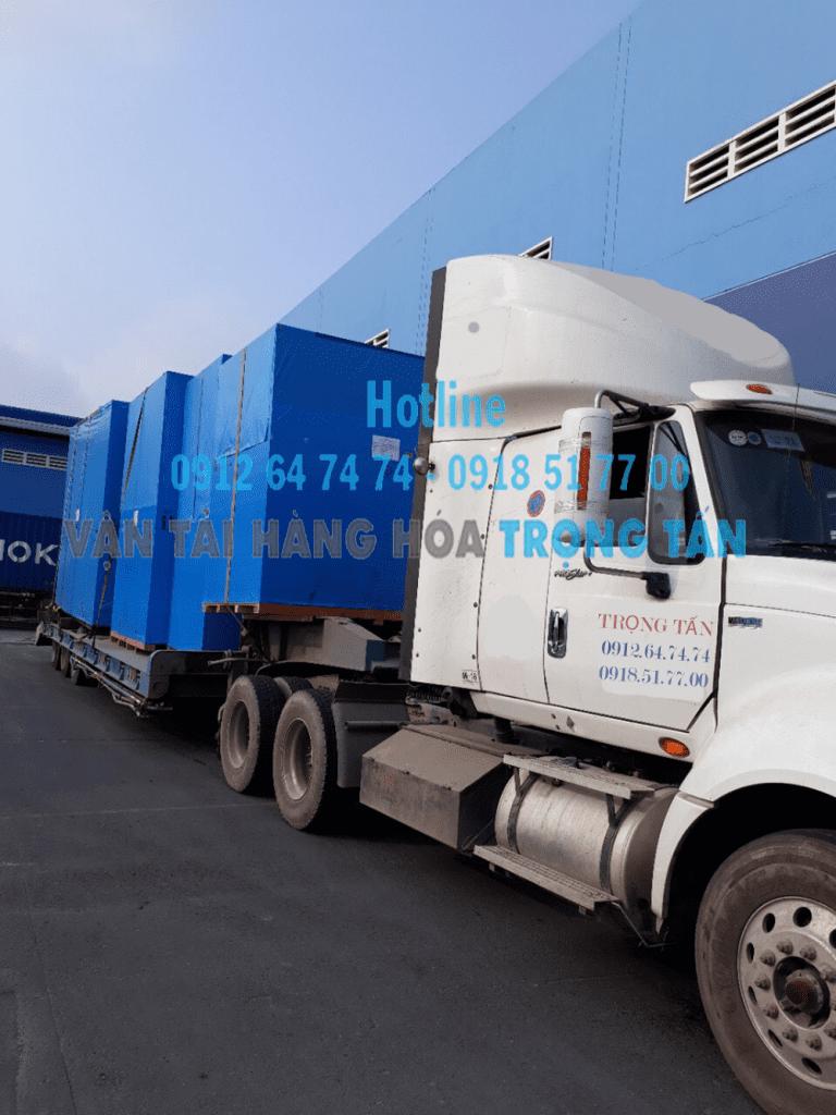 Chuyên chở vận chuyển máy móc thiết bị