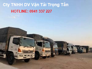 Xe tải gửi hàng Sài Gòn đi Tân Châu