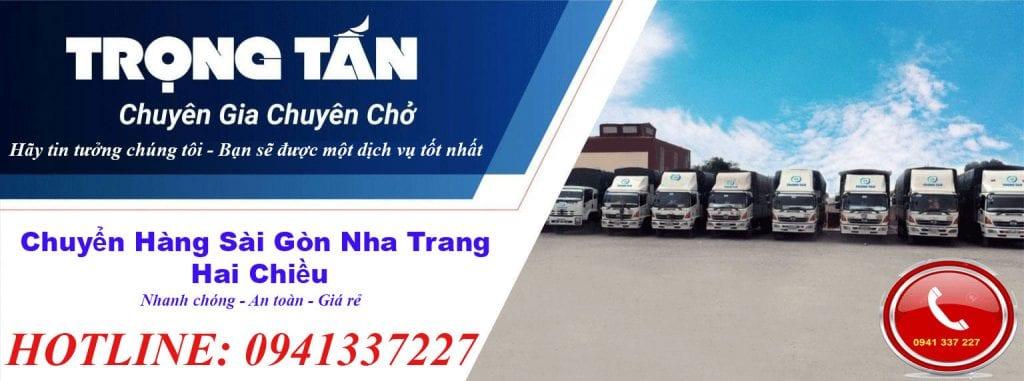 Chuyển hàng Sài Gòn Nha Trang