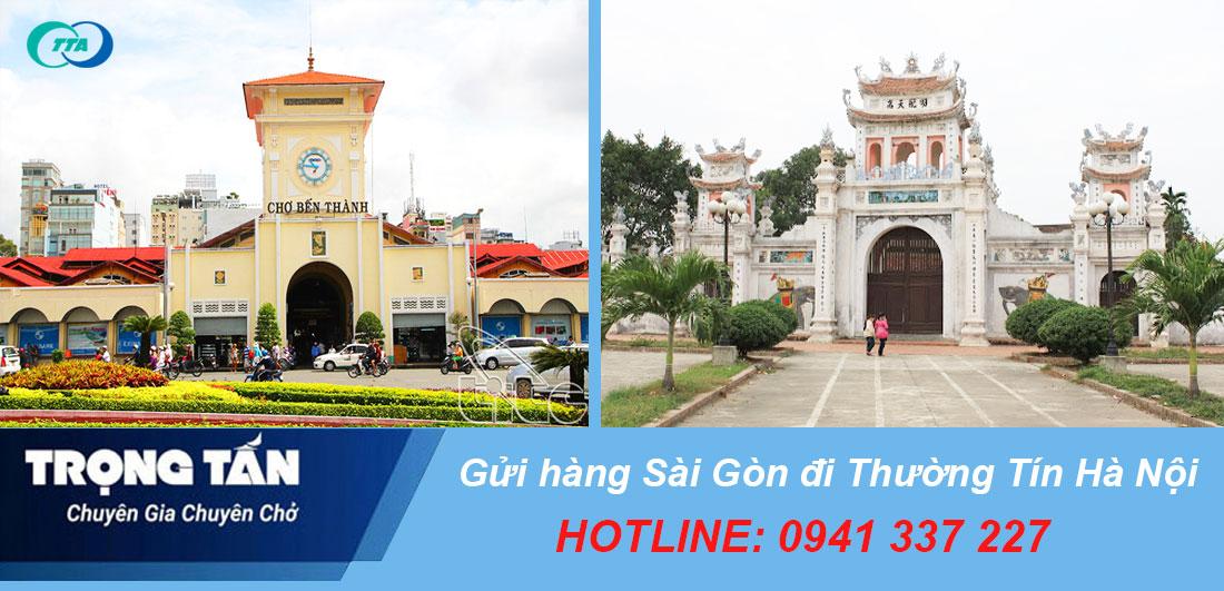 Giao nhận hàng tận nơi Sài Gòn Thường Tín