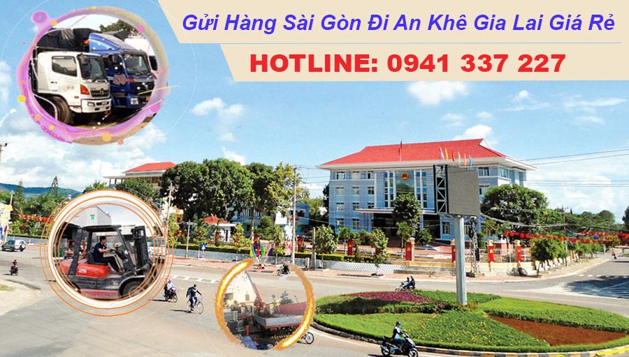 Gửi hàng Sài Gòn đi An Khê