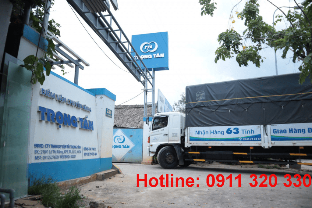 Chành chở hàng Đồng Nai đi Nghệ An