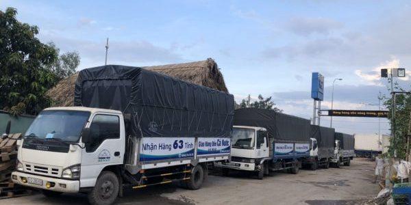 Chành xe Binh Dương Bình Thuận