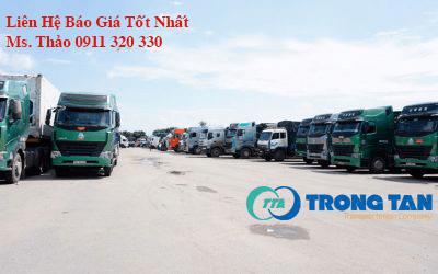 Đội xe chành xe chở hàng Sài Gòn đi Phú Hoà Phú Yên