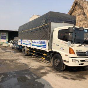 Ghép hàng từ HCM đi Bình Thuận