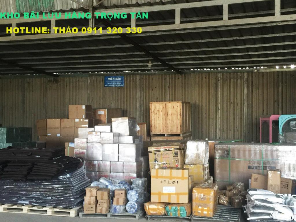 Hàng hoá chành chở hàng Đông Nai đi Nghẹ An
