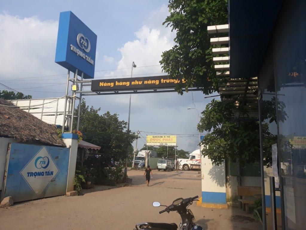 Chành xe Hà Nội Quảng Bình