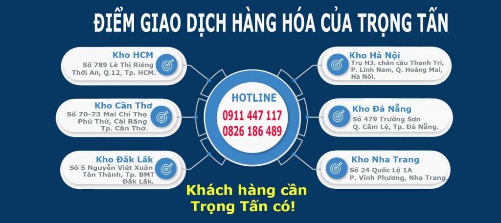 Gửi hàng Sài Gòn đi Quảng Thắng Thanh Hóa