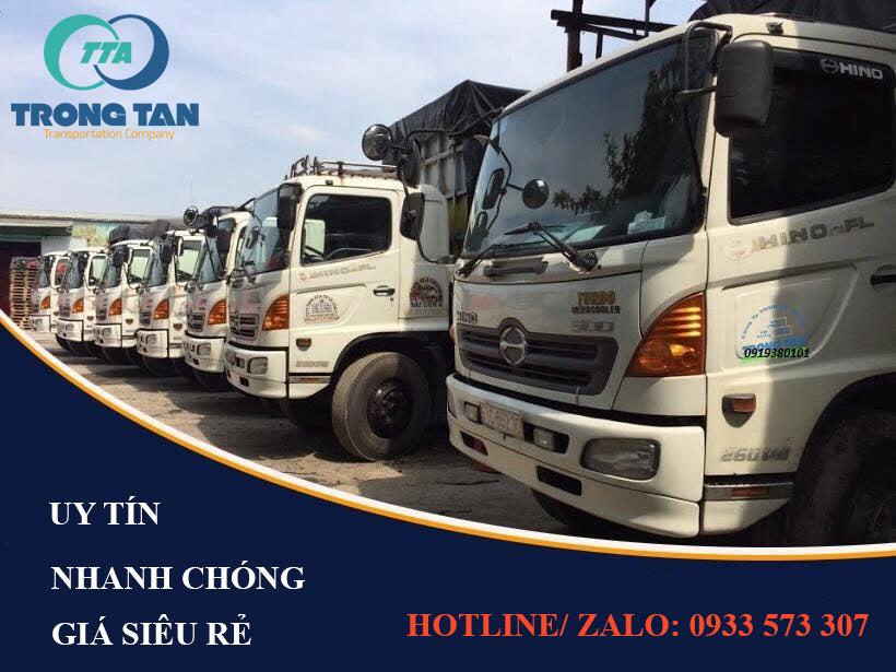 Ghép hàng từ Hà Nội đi Bến Tre
