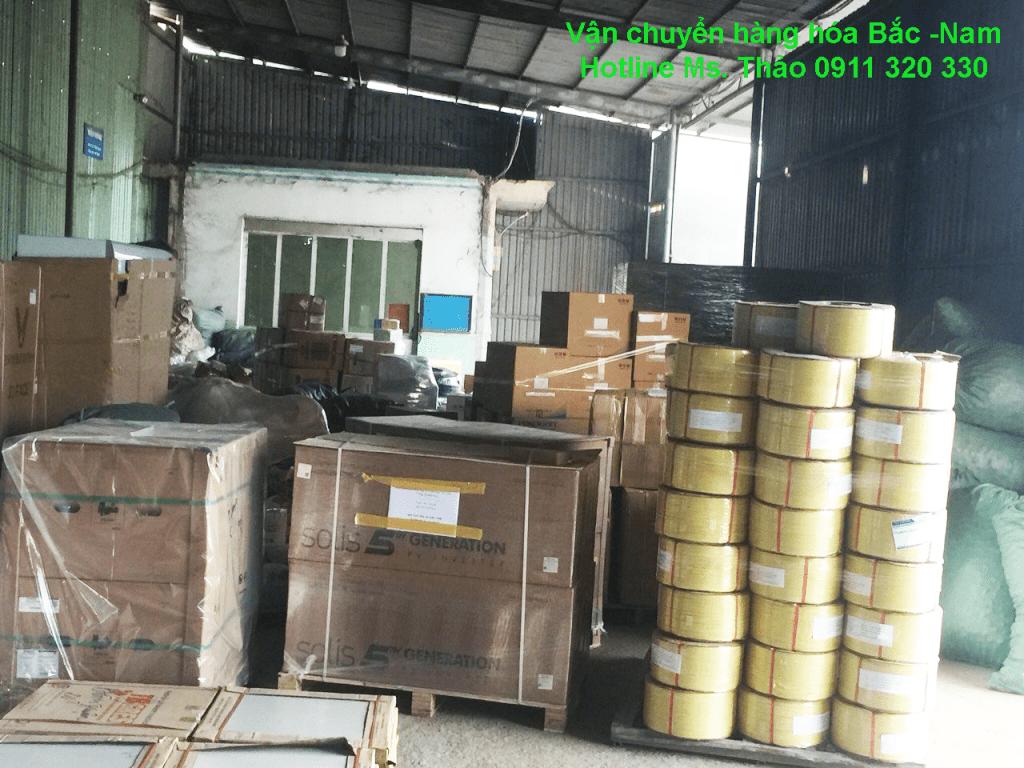 Hàng chành chở hàng Nha Trang đi Bà Rịa Vũng Tàu