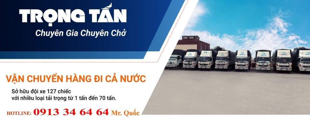 Vận chuyển hàng Đà Nẵng đi Sài Gòn