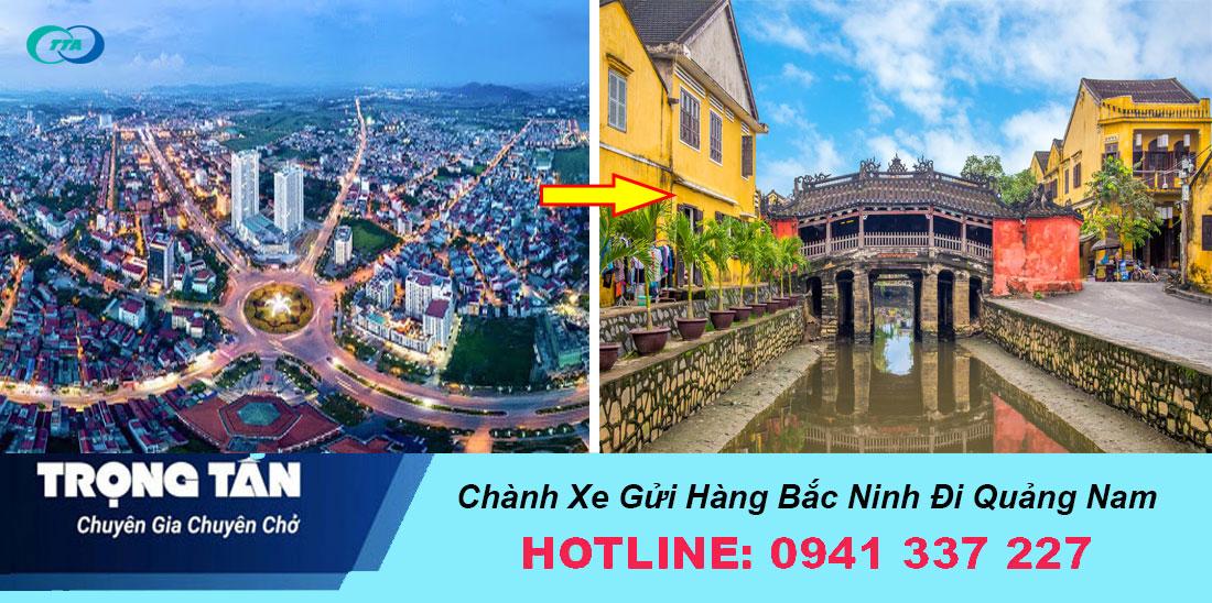 Giao nhận hàng Bắc Ninh đi quảng nam