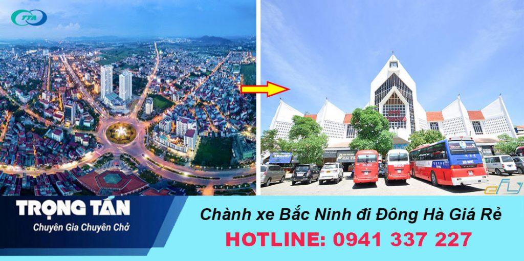 Giao nhận hàng chành xe Bắc Ninh đi Đông Hà
